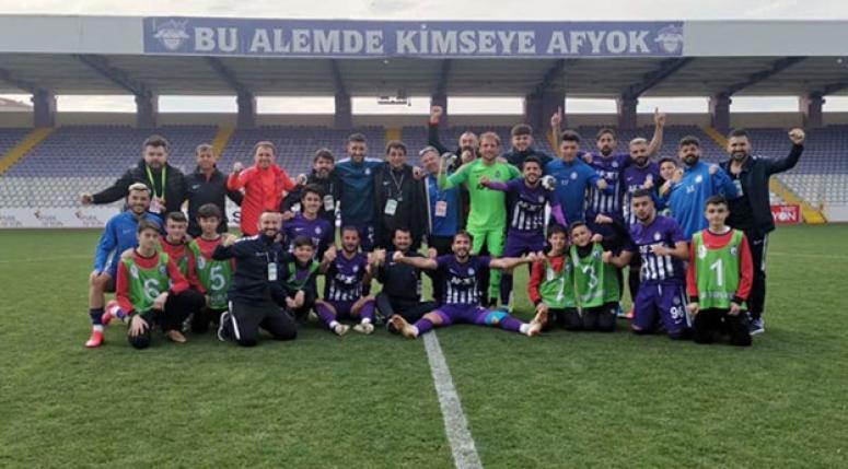 Afjet Afyonspor, Çorumspor'u eli boş gönderdi !!