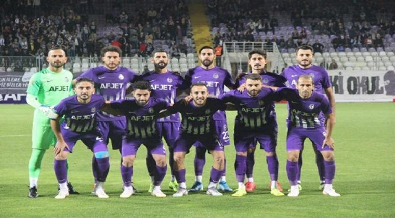Afjet Afyonspor : 2 - Başkent Akademi: 0 - Tebrikler Takım !!