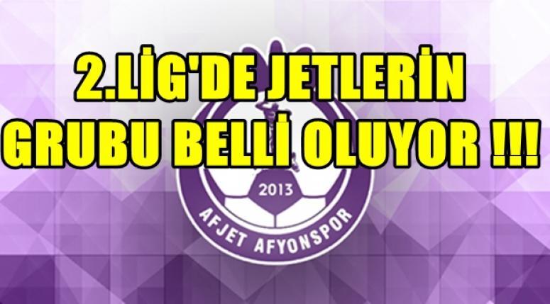 AFJET AFYONSPOR'UN GRUBU BELLİ OLUYOR