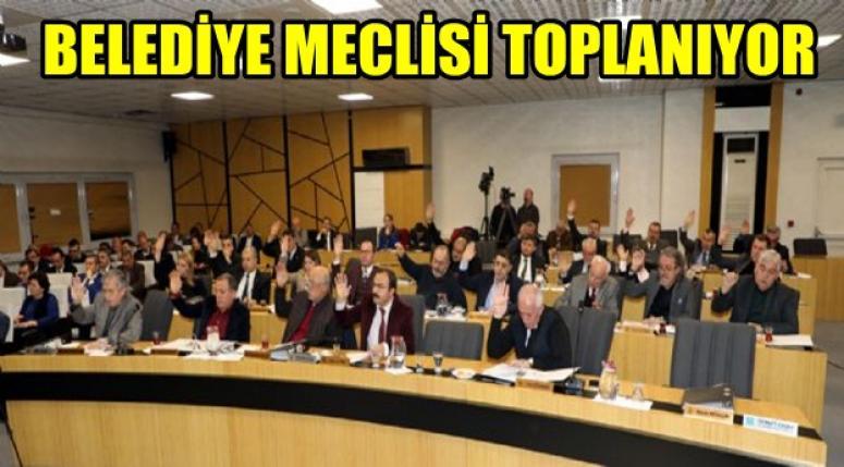 Afyon, Belediye Meclisi toplanıyor