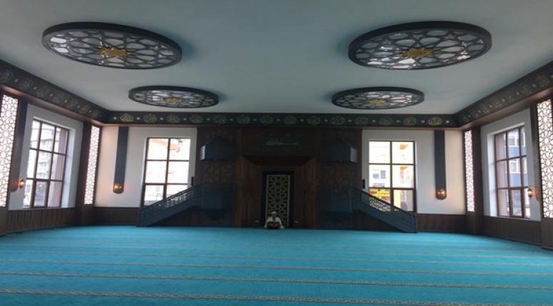 Afyon Osmanlı Camii Erenler'de Hizmete Açıldı