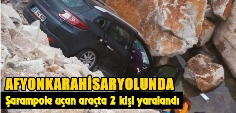 Afyonkarahisar'da Trafik Kazası !!!