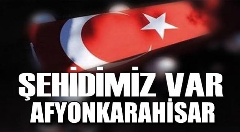 Jandarma Uzman Çavuş Gökhan Orhan Şehit oldu