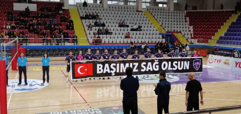 Afyon Belediye Yüntaş : 3 İstanbul Büyükşehir Belediyespor : 0