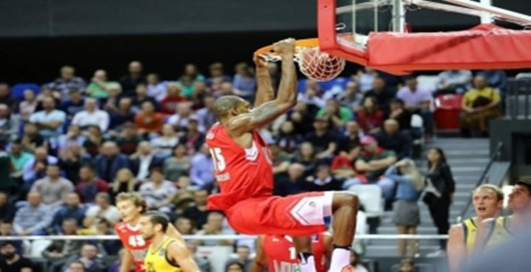 Frank Elegar Afyon Basketbol takımına transfer oldu !!