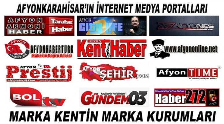 Afyon Haber Siteleri işbirliği yaptı, bir araya geldi !!