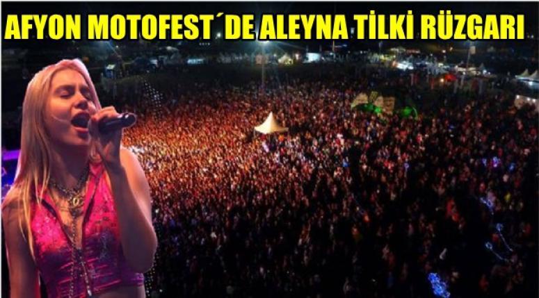 Aleyna Tilki Afyon'u salladı !!