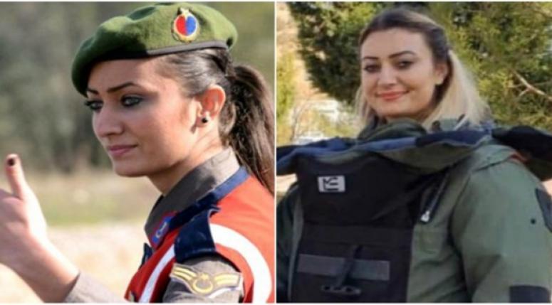 Afyon Şehidin Var !! Jandarma Üstçavuş Esma Çevik şehit düştü
