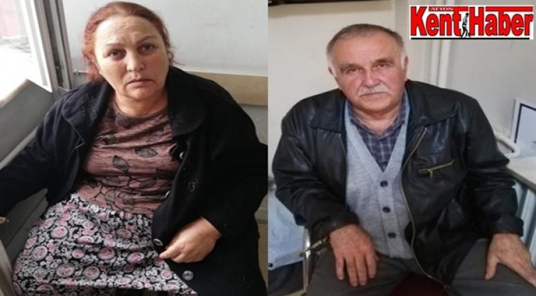 Afyon'da Kapkaç yapanlar yakalandı !!