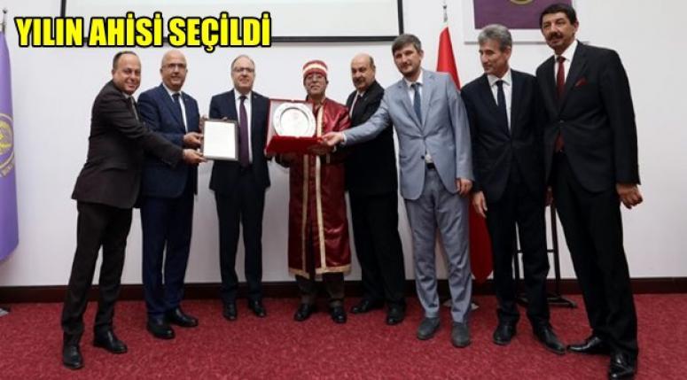 Afyon'da Yılın Ahisi belli oldu !!!