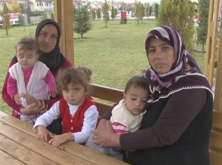3 çocuk annesi genç kadın yetkililere seslendi: