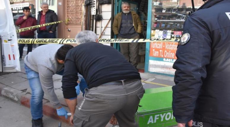 Afyon'da Çuval içinde çürümüş ceset bulundu