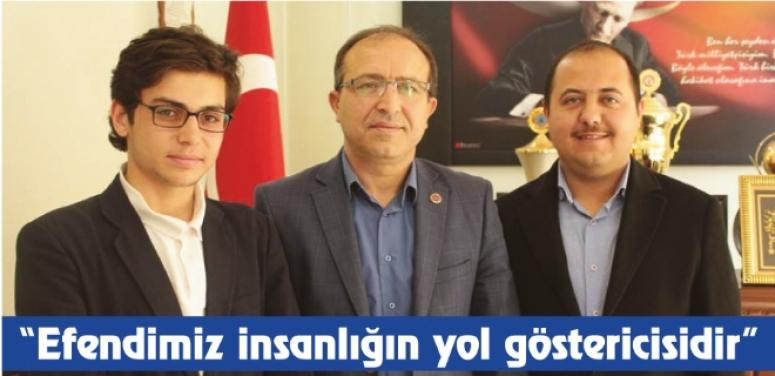 Belediye Başkanı Şaban Çabuk ile söyleşi