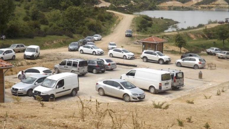 Şehit Ali Emlek Göleti Hizmete açıldı