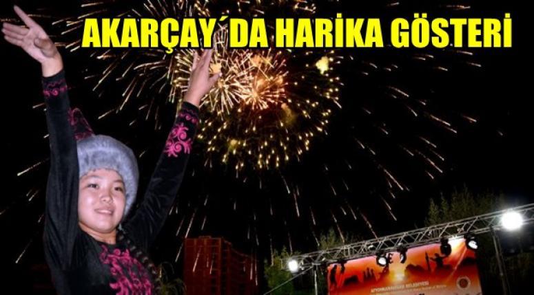 Akarçay'da Harika Gösteri !!