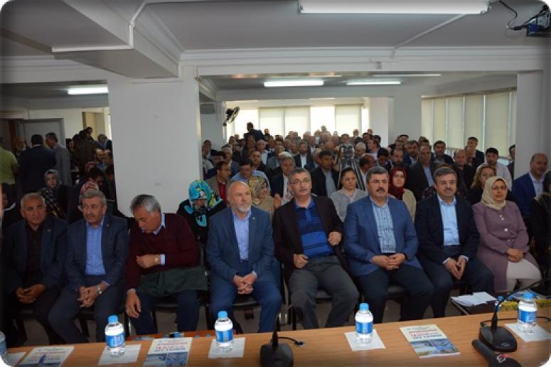 AK Parti Afyonkarahisar İl Başkanlığı 79. İl Danışma Meclisi toplantısı