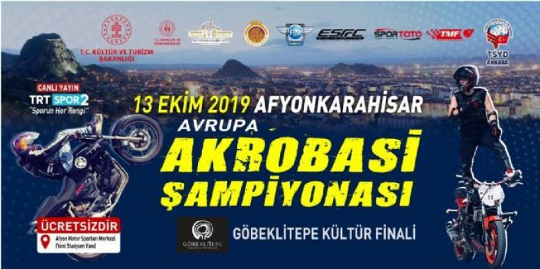 Motosiklet Ustaları Afyon'da buluşacak !!