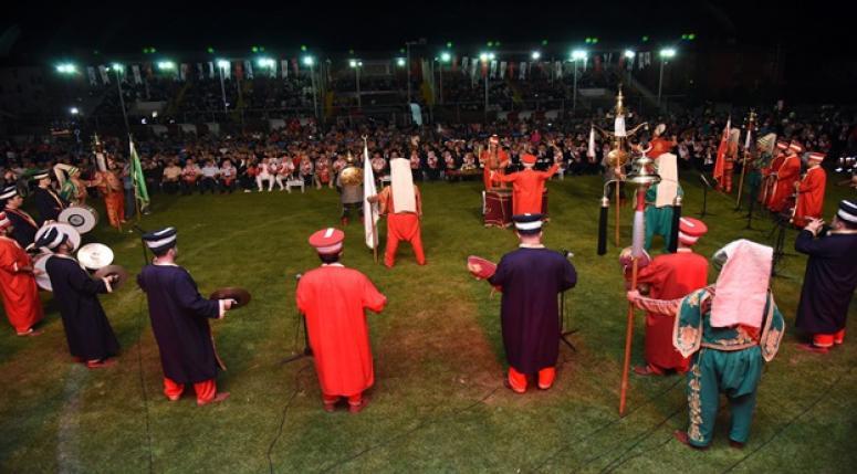 Akü, Kocatepe Zafer Yürüyüşünün 15. gerçekleştirdi !!