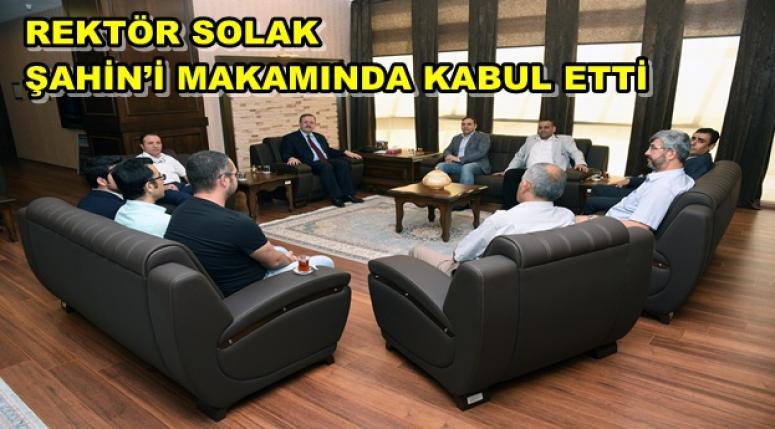 MUSTAFA SOLAK MAKAMINDA KABUL ETTİ