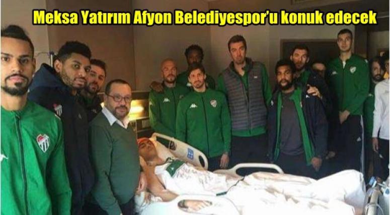 Frutti Extra Bursaspor , Afyon maçı gelirini bağışlayacak !!