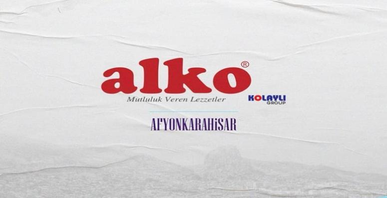 Alko Şekerleme'den Afyon Basketbol takımımıza destek !!