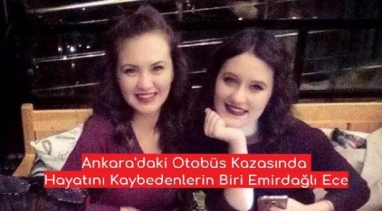 Emirdağ'a Acı Haber !!!