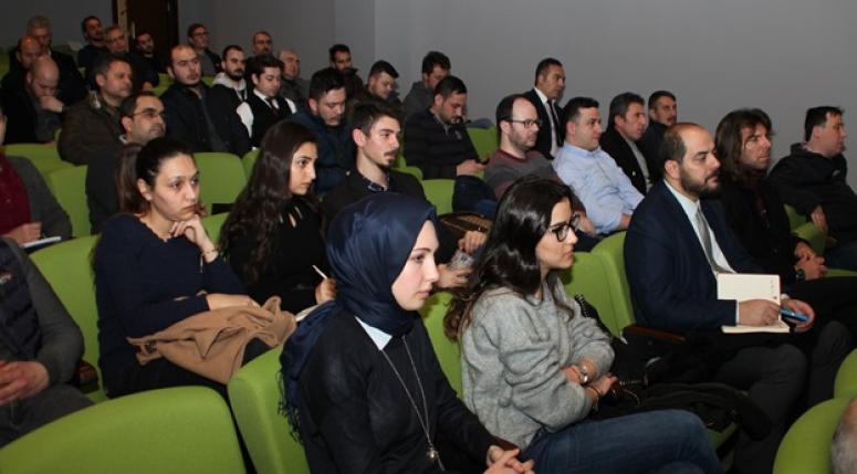 ATSO KOBİ AKADEMİSİ'NİN 2019'DAKİ İLK EĞİTİMİ VERİLDİ