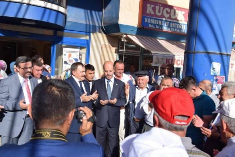 Bakan Eroğlu 6 Otobüsün Açılışını Yaptı