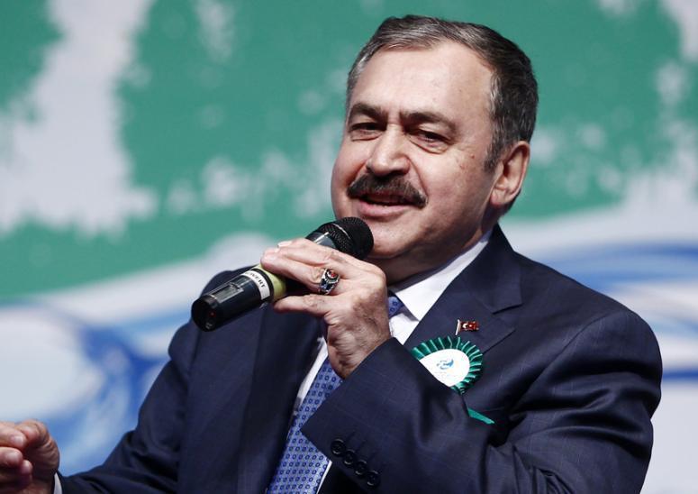 Bakan Veysel Eroğlu Hastanede tedavi altına alındı