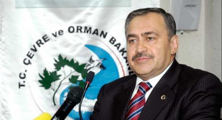 Bakan Eroğlu hem tesis açacak hemde vatandaşlarla iftar yapacak