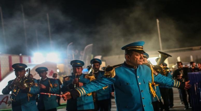 Dinar Belediye Bandosu The Bodrum Cup'ta Sahne Aldı