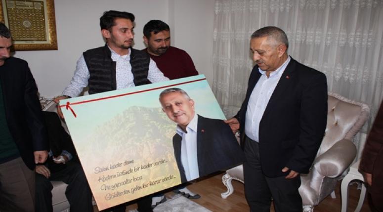 """Mehmet Zeybek """"Yaptığımız dört yerel seçimin en zoru bu seçim"""""""