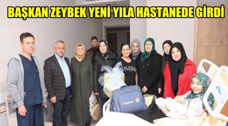 Mehmet Zeybek, 2020 Yılına Hastanede Merhaba dedi !!
