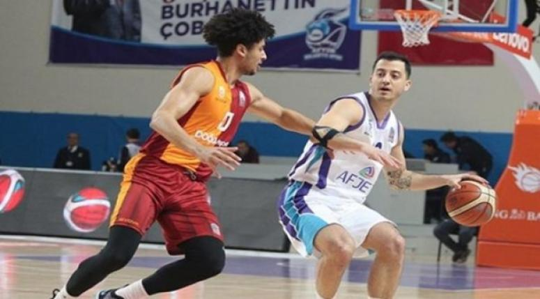 Afyon Belediyespor : 69 - Galatasaray Doğa Sigorta :77