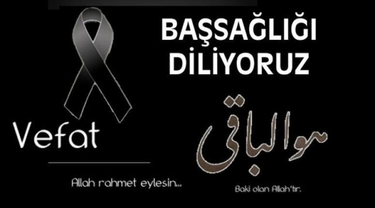 GAZETECİ MUSTAFA DAĞHAN'IN ACI GÜNÜ !!!