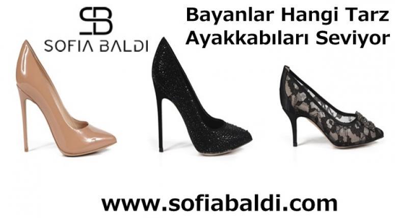 Bayanlar Hangi Tarz Ayakkabıları Seviyor