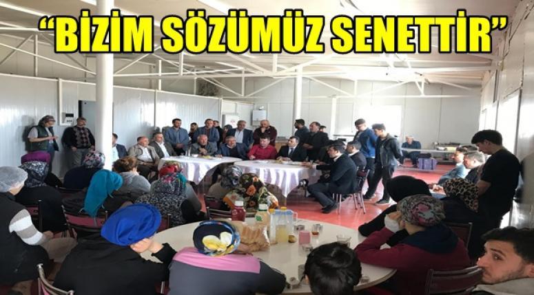 """Serkan KOYUNCU """"BİZİM SÖZÜMÜZ SENETTİR"""""""