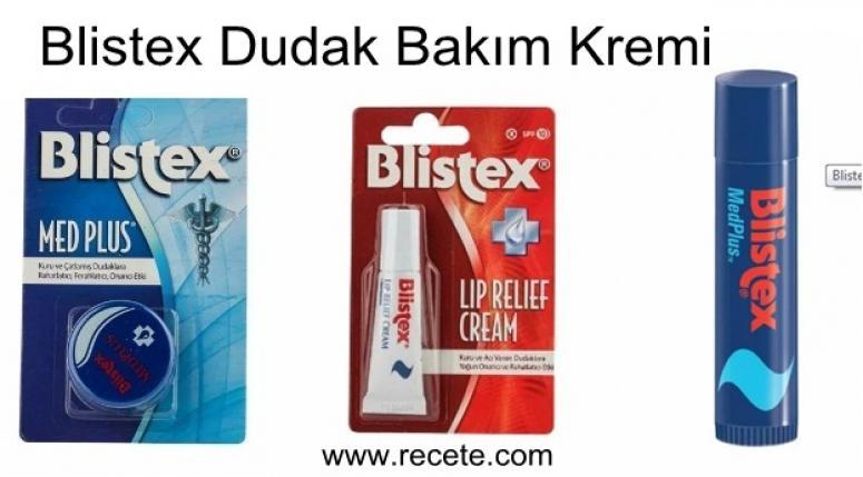 Blistex Dudak Bakım Kremi