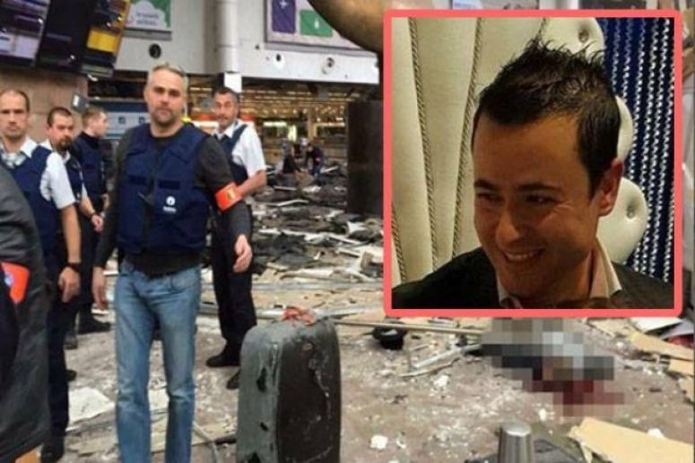 Brüksel'deki Türk Yaralı Kimliği Belli Oldu