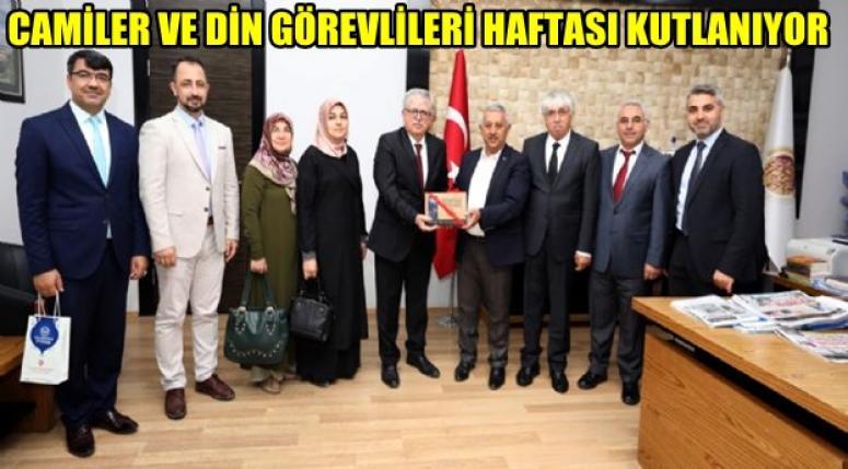 Afyonhaber - Camiler ve Din Görevlileri Haftası kutlanıyor !!