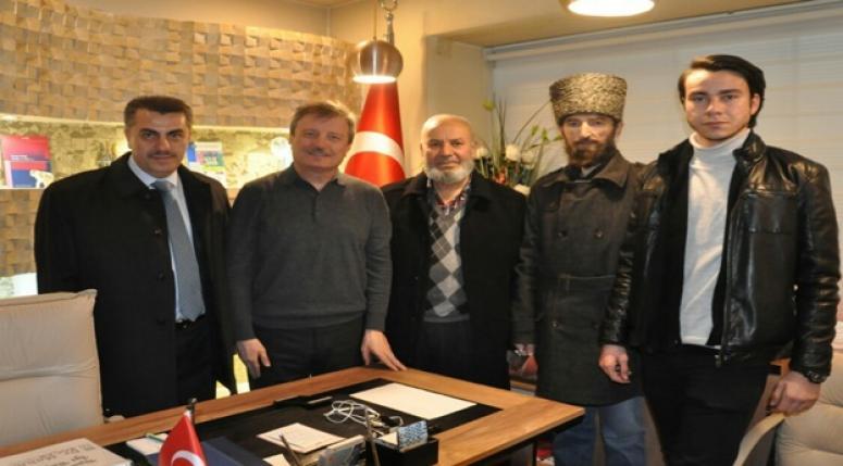 Afyon Cansuyu Dr. Mahmut KOÇAK'ı ziyaret etti