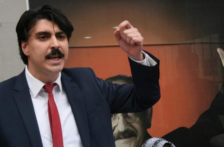 """""""CHP'nin Afyon'da umudu olmaya adayım"""""""