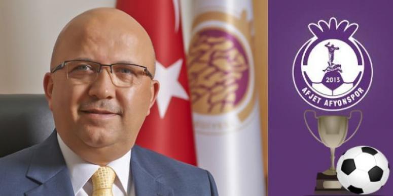 BAŞKAN ÇOBAN ŞAMPİYON AFJET AFYONSPOR'U TEBRİK ETTİ