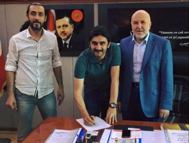 Afjet Afyonspor, Cüneyt Tiryaki ile yola devam ediyor