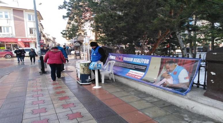 Afyon Deniz Feneri iyilik hareketlerine devam ediyor !!