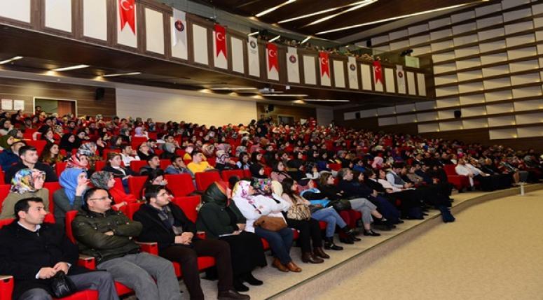 Dinar Belediyesi Gerontoloji Hizmetleri Kahramanmaraş'ta Tanıtıldı