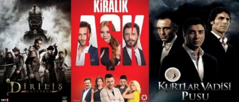 2016'nın en popüler dizileri belli oldu