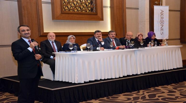 Çalışan Gazeteciler gününde AK Parti'den 2017 değerlendirmesi