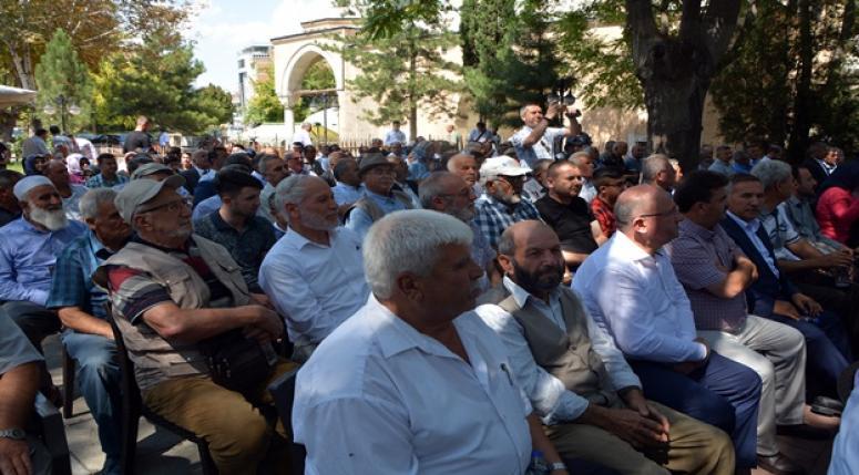 """""""AK Parti 2019 seçimlerinde muzaffer olacaktır"""""""