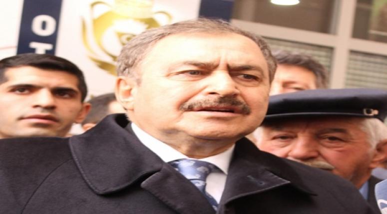 """""""DSİ, Türk Silahlı kuvvetlerimizin emrinde"""""""